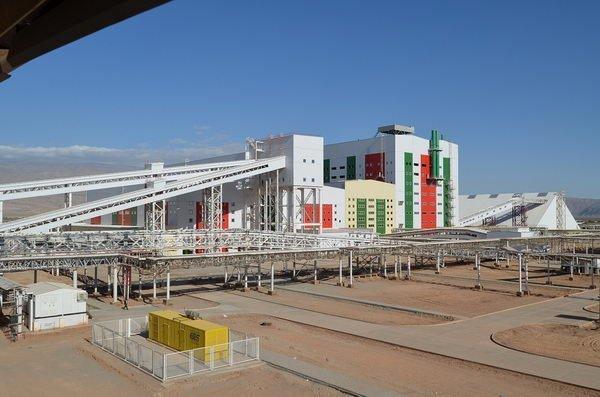 Президенты Республики Беларусь иТуркменистана запустили Гарлыкский горно-обогатительный комбинат