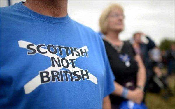 Парламент Шотландии поддержал инициативу руководства попроведению референдума онезависимости