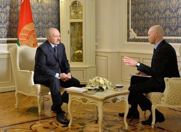Путин иЛукашенко договорились оконтроле засанкционными продуктами