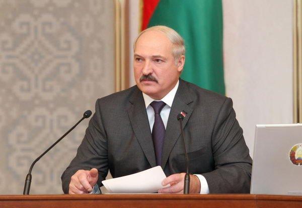 Лукашенко отправился вХойникский район