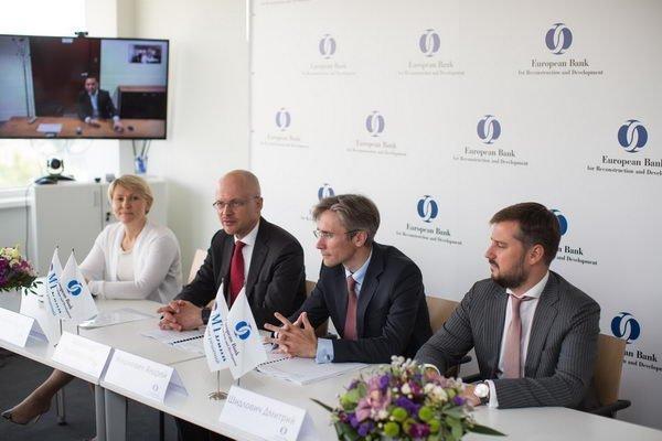 ЕБРР дает Банку Москва-Минск программу снобжения деньгами на20млневро