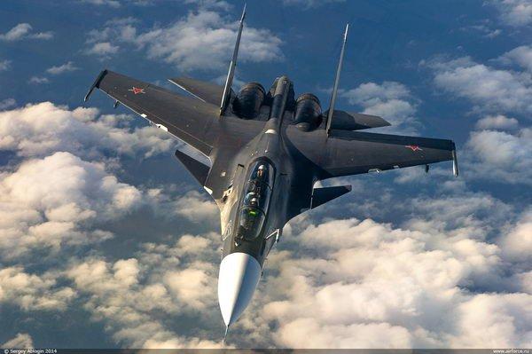 Россия иБелоруссия заключили контракт напоставку истребителей Су-30СМ