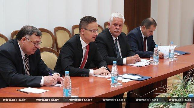 Венгрия выступает засправедливый подход европейского союза к Республики Беларусь