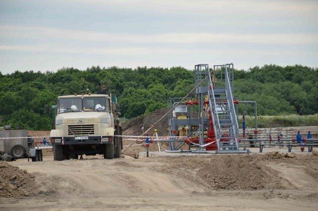 Белорусская компания начала бурение газовой скважины вУкраинском государстве