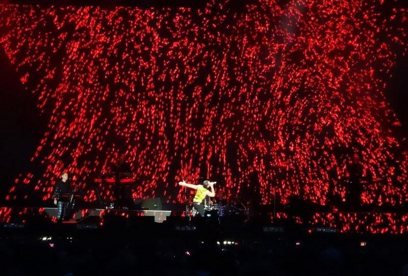 Depeche Mode назвала новейшую дату концерта вМинске
