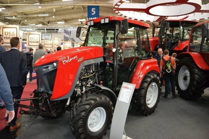 Белорусские тракторостроители показали новый трактор