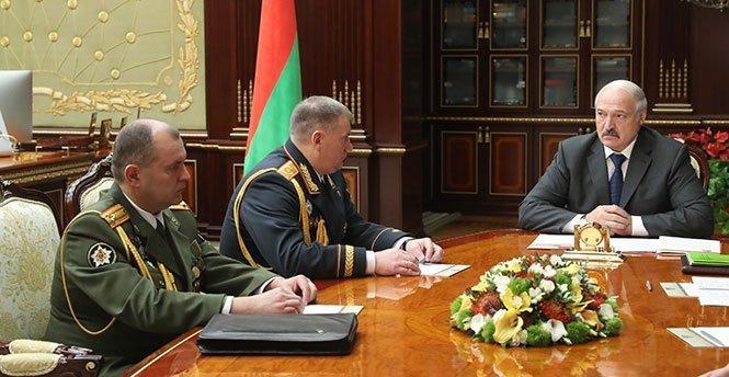 Лукашенко про дело Коржича: Никогда небыло такого пятна наармии