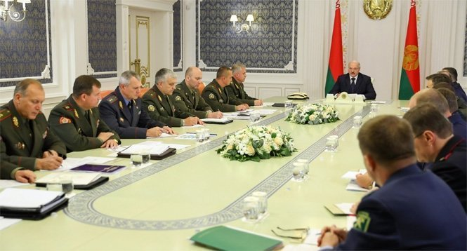 Межведомственная комиссия побезопасности винформационной сфере создана в Беларуссии