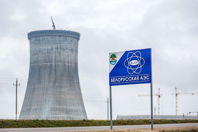 Корпус реактора установлен навтором энергоблоке Белорусской АЭС