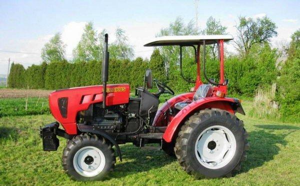 ВБатуми откроется сборочное производство белорусских тракторов