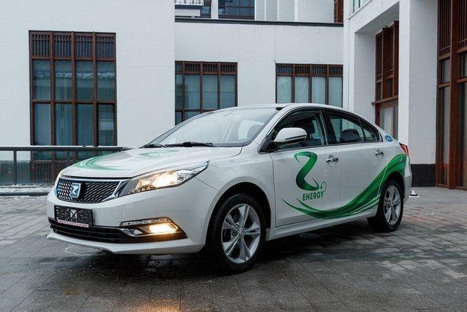 В Беларуссии электромобили освободили от налога натранспорт